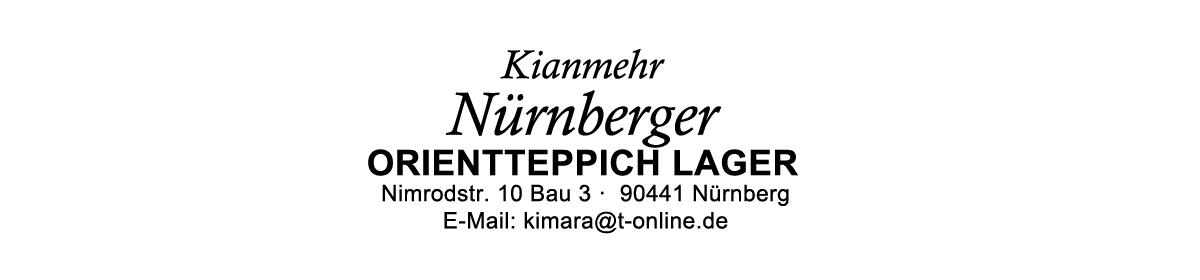 Nürnberger Orientteppich Lager
